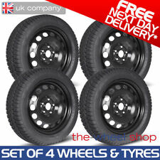 Steel 1 Series Winter Wheels with Tyres