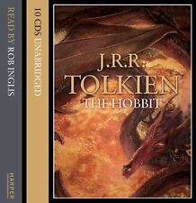 The Hobbit: Complete and Unabridged New Audio CD Book J. R. R. Tolkien, Rob Ingl