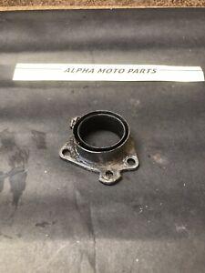 84 85 Suzuki RM125 Cylinder Exhaust Flange Pipe Miunt F108