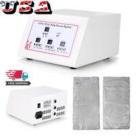 Far Infrared Sauna Blanket 3 Zone Digital Controller Slimming Weight Detox Spa