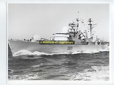 "La1249 - Royal Navy Warship - HMS Exeter D89 - photo 10"" x 8"" in 1986"