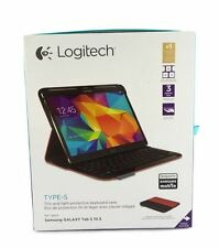 Logitech Type S Keyboard Folio Case for Galaxy Tab S Red 10.5 920-006756