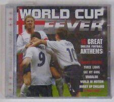 Fotball CD World Cup Fever 16 grands hymnes du football anglais 2006