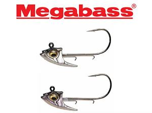 Megabass Body Balance Jig Heads **CHOOSE SIZE AND COLOR**