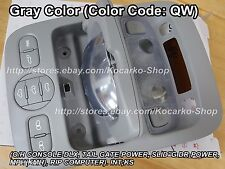 OEM Over Head Console Lamp Gray KIA Grand Carnival Sedona 2006-2014 928214D100QW