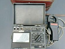Vintage HIOKI 3109 Clamp On Hi Tester - Voltage and Amp tester - Made in Japan
