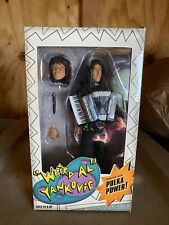 Neca Weird Al Yankovic Polka Power Clothed Action Figure NEW !!!