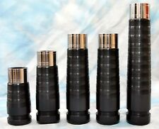 Set of Stocks with Stainless Steel Ferrules - Ayrshire Bagpipe Co. - Bagpipes
