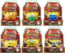 Mattel New Dinotrux Diecast Figure with box
