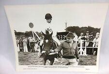 """International Velvet"" 1978 Sarah (Tatum O'Neal) Anthony Hopkins Horse MGM Photo"
