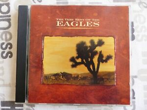 EAGLES_CD_THE VERY BEST OF