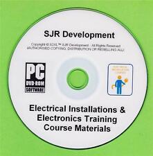 Electronics impianti elettrici PAT test formazione materiali 3 in 1