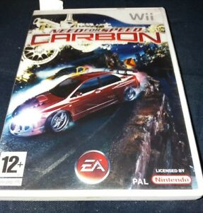 Need for Speed: Carbon (Wii) - Game