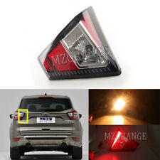 Left Inner LH Tail Light For Ford Escape Kuga 2017 2018 2019 Brake Lamp  W/Blub