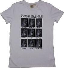 Batman Adultos Retro Mangas Cortas Camiseta Estados de ánimo por besttrend