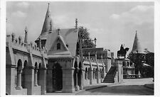 B36177 Budapest Fishermans Bastion with the memorialto St Stephen  hungary
