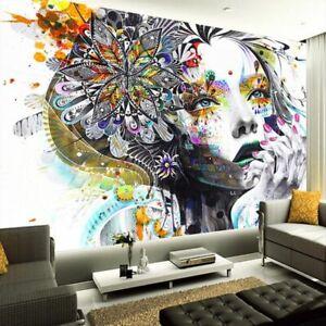 Background Wallpaper For Restaurant Home Living Room Wall Murals Modern Design