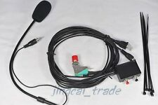 8-pin Hands-free Microphone for Wouxun KG-UV920 Car Mobile Radio