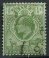 Colony Used British Postages Stamps