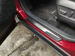 für Hyundai Accent Auto Zubehör Scuff Teile Beschützer Schutz Einstiegsleisten