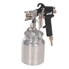 Alta presión aire Paint Spray Gun 1000ml + 6 Mm Conector & 3 Año De Garantía