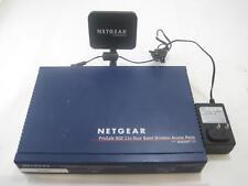 NETGEAR ProSafe 802.11n Dual Band Wireless Access Point WNDAP330