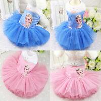 Cute Summer Pet Dog Cat Clothes Puppy Princess Tutu Dress Skirt Costume Apparel