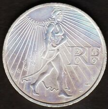 25 EURO 2009 - FRANCE - Semeuse - SUP/XF [argent / silver] (2)