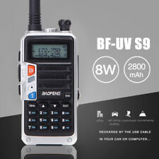 BaoFeng Uv-S9 Dual-Band High Power 8W Walkie Talkie Long Range Ham Two Way Radio