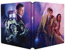 Doctor Who The Complete Series 3 STEELBOOK  third 3 [Blu-ray] season 3 3rd RARE