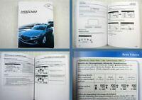 Mazda 3 Bedienung Betriebsanleitung Wartung Instandhaltung 2014