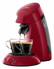 Philips Coffee Pod Machine Red Senseo Espresso Maker 0.7L Intensity Select