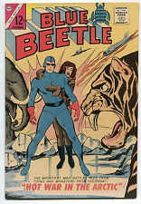 1964 Blue Beetle Vol 2 #2 ~ Hot War in the Arctic~ (Grade 8.5)