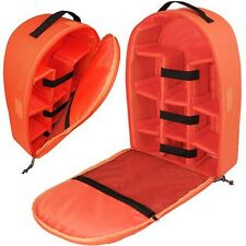 Professional DSLR Camera Bag Insert Backpack Flexible Partition Folding Bag Case