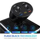 12v Car Cigarette Lighter Adapter Charger 2 Way Dual Plug Socket Splitter Uk