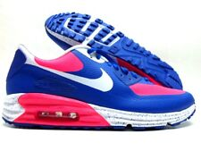 NIKE AIR MAX 90 LUNAR HYPERFUSE ID ROYAL BLUE/SOLAR RED-WHITE 12.5 [822562-991]
