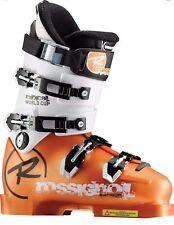 2011 Rossignol Radical World Cup Mondo Soft Solar Size 24.5 Ski Boots Adult 7.5