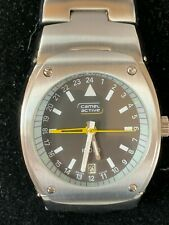 Genuine Swiss 24 Hour Dial Camel Active Watch Stainless Steel 471.6060-6069