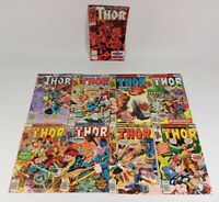 THE MIGHTY THOR Marvel Comic Books lot of 9