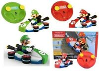 World of Nintendo Mario Kart 8 Luigi Yoshi Wall Climber 6+ Remote Control Car