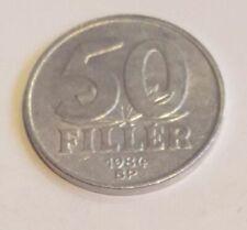 50 FILLER 1984 HUNGRIA