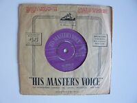 "Elvis Presley All Shook Up Orig HMV 1957 Purple Silver Label 7"" Single 45-POP359"