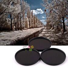 67mm 680nm+760nm+1000nm Infrared IR Optical Grade Filter for Camera Lenses