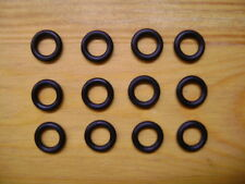 CARRERA SERVO 140 V1 12 Stück Vorderreifen Reifen Supergripp NEU O-Ringe
