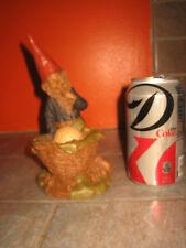 TOM CLARK  Gnome HOGAN with GOLF Ball Figurine