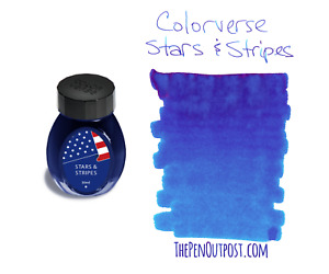 Colorverse Ink - US Exclusive - Stars & Stripes - 30ml bottle