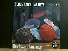 RAWICZ & LANDAUER  South American Hits   LP    Latin    Lovely copy !!