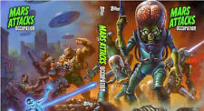 2015 TOPPS KICKSTARTER MARS ATTACKS OCCUPATION ORIGINAL OFFICIAL BINDER