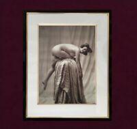STANISLAS WALERY ANCIENNE HELIOGRAVURE 1923 NU FEMININ FOLIES-BERGERES (24)
