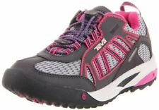 "TEVA ""CHARGE"" GIRLS PINK WATERPROOF HIKING SHOES SIZE US 10 ~NEW WITHOUT BOX"